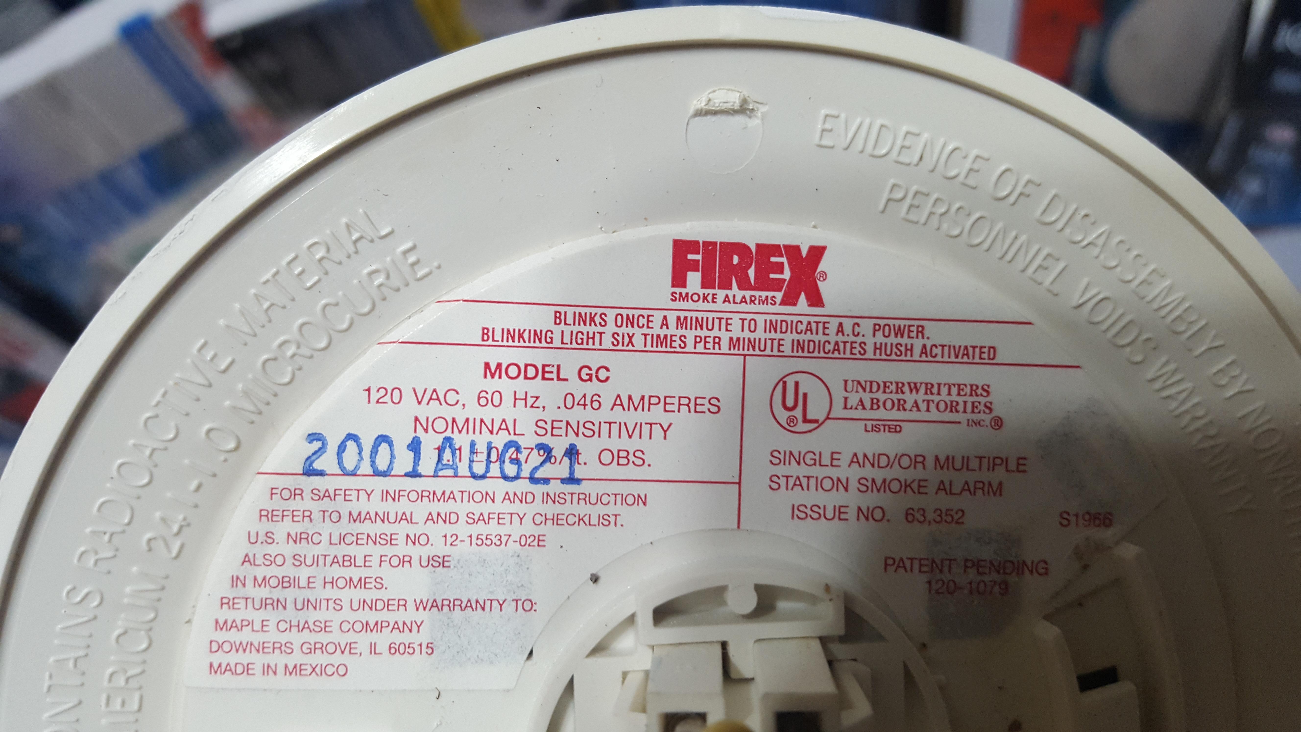Smoke Detectors – Smoke Detector PRO
